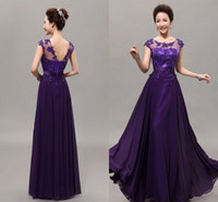 annual free - ZM Evening Dress New Long Design Purple Lace Slit Neckline Annual Meeting Of Company Floor Length Sweetheart Formal Gowns