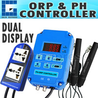 orp aquarium - PH Dual Display DIGITAL in PH ORP Aquarium CONTROLLER BNC ELECTRODES Redox mV CO2 O3 V V