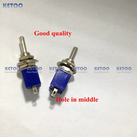 Wholesale Pin SPDT ON ON Toggle Switch A VAC good quality