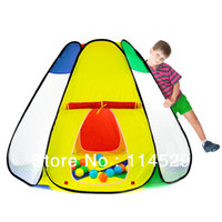 Tents Animes & Cartoons Cloth Baby Kids Play Tent Colorful Play House Tent Large Size 14843