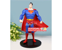 Wholesale Retail Promotion Toys New DC Comics Superman Super Man inches Loose Action Figure Toy