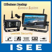 "1 channel 1.5 640x480 car dvr FREE SHIPPING WHOLESALE 420tvl 1 3""Color Sharp CCD Vehicle reversing camera wireless rear view Camera kit"