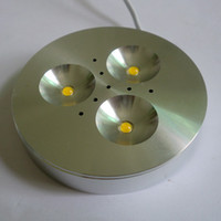 Yes puck led light - 10pcs V DC W Dimmable LED Under Cabinet Light Puck Light Warm White Natural White Cool White for Kitchen lighting