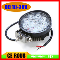 Wholesale Hot Selling factory Discount Hot sell High power W LED work light LED X4 offroad fog driving light ATV SUV UTV WD LED lighting