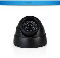 Wholesale TVL CMOS Indoor IR Security Surveillance CCTV Dome Camera Video