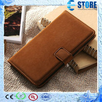 Cheap Soft Fashion Wallet Stand Leather Case for Samsung Galaxy Note 3 III N9000 Mobile Phone Bag Cover with Card holder wu