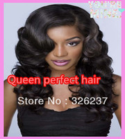 Wholesale Factory glueless full lace wig amp front lace wig with bleached knots natural hairline for african americans women
