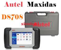 maxidas ds708 - Autel Maxidas DS708 French Version with Online Update High Performance Autel Scanner MaxiDAS DS708 Original warranty
