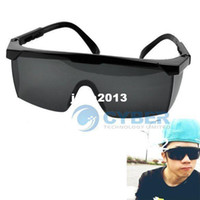 Cheap Wholesale - New Fashion Black Unisex Sunglasses Stylish Super Star Pattern Glasses Free Shipping
