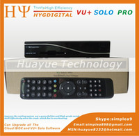 Receivers DVB-S  Vu Solo Pro with Chipset BCM7325 Vu Solo 2 Receiver 333 MHz MIPS Processor Cloud Ibox Vu Solo V3.2 instock now