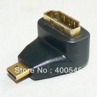 Wholesale The high qualityMicro HDMI male to HDMI female adaptor