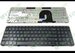 New Laptop keyboard for HP Pavilion dv7-4000 dv7-4100 DV7-4050 dv7-4200 dv7-5000 dv7t-5000 LX7 Black FRAME US - MP-09L83US6920