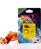 Wholesale DHL FREE AUTO Unlock ALL iPhone5C C G S R SIM pro I OS IOS7 R Sim Docomo AU Sprint Verizon T MOBILE