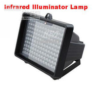 Wholesale Infrared Illuminator Lamp LEDs with sensor automatically switches V for CCTV Camera