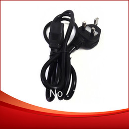 Wholesale Clearance Price M IEC C5 to UK Mains Power Lead Computer Cable Black color