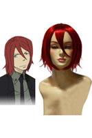 Wholesale Death Scythe Cosplay Wig u10 bR