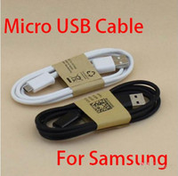 Wholesale M FT Micro USB Data Sync Cable Charger Cord Line Charging Adapter for Samsung Galaxy S2 S3 S4 Note N7100 Nokia Blackberry