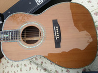 cedar - 2015 New Arrival Factory custom MT forty Acoustic guitar solid cedar top electrical acoustic guitar all solid rosewood body guitar