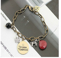 Wholesale 2014 Hot Air Transport Bohemian Crown horse leaves retro bracelet women Bracelet