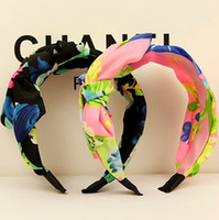 Wholesale South Korea accessories national storm simmias hoop hoop Big Bow Headband hairpin hairpin headdress