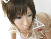 Wholesale discount full silicone japanese sex doll for men real love dollsadult sex toys factory direct sale