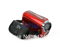 Wholesale 15pcs New DV139 CMOS LCD TFT MB MEMORY Support Memory Card DV Digital Video Camera