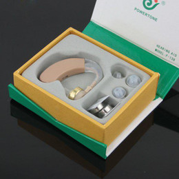 Wholesale BTE Hearing Aid Sound Amplifier F Hearing Aids