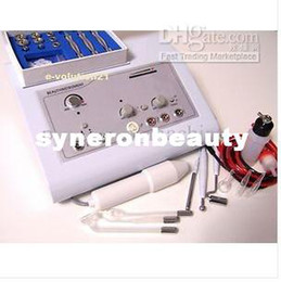 Wholesale MICRODERMABRASION DERMABRASION HIGH in HIGH FREQUENCY GALVANIC MACHINE