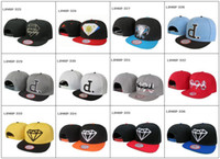 Wholesale 30000 styles Caps Diamond Supply CO Caps Many street hip hop brands caps football basketball snapbacks Cheap High Quality