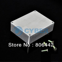 Wholesale 1590BB Style Aluminum Stomp Box Guitar Effects Pedal Enclosure L x W x H mm TK0249