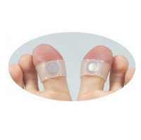Wholesale Guaranteed New Magnetic Silicon Foot Massage Toe Ring Weight Loss Slimming