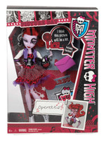 Wholesale New Genuine CM Monster High Dolls Favorite Protagonist Series Original Monster High Toy Gift For Girl Boys High quality