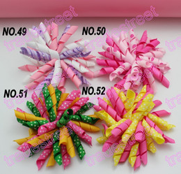 NEw 160pcs 3.5'' korker hair bows (SEW ones) korker hair clips boutique corker hair clips silver