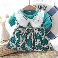 Cheap TuTu Children Skirt Best Spring / Autumn Straight girls dress