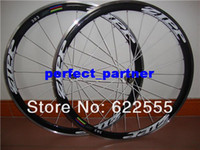 Carbon used bicycles - Bullet Ultra Racing Road Bike Wheels C Clincher Carbon Bicycle Wheelset Used For Road Bikes Aluminum Alloy Brake Surface A056