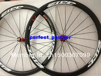 Wholesale ZIPP Road K Full Carbon Bicycle Wheelset C mm Tubular Clincher Carbon Road Bike Wheelset New Arrivals High Quality Hot Sale A337