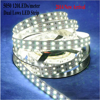 Wholesale New Non Waterproof LED m SMD Flexible LED Strips Rope Light for Holiday Decoration White Warm White