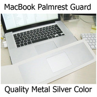 Wholesale Track Pad Sticker For MacBook Air Pro Retina Silver Palmguard Palmrest Trackpad Wrist Protector amp Retail Package DHL