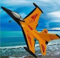 Wholesale F16 fighter remote control Remote control glider Stunt channels RC glider Toys