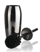 Wholesale Platinum c45002 cr stainless steel toilet brush toilet brush belt toilet brush rack set
