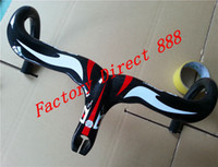 Wholesale PINARELLO MOST Handlebar Road Racing Handle Bar Bicycle Carbon Bar400mm420mm440mm