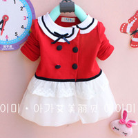Cardigan Girl Spring / Autumn 1-4Y girl cut outwear children sweaters long-sleeve baby school clothes 4pc lot