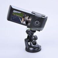 Wholesale R300 P HD Car Camera Degrees Night Vision inch Vehicle mounted Rear View Mirror Car DVR Car Recorder