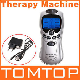 Wholesale Multi function LCD Digital Meridian Therapy Machine Electronic Acupuncture Massager Machine H4799