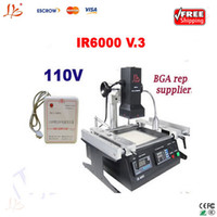 IR6000 V.3 bga rework - Promotion Original LY IR6000 V BGA rework station repair system soldering machine