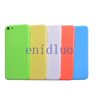Wholesale 100 New Housing Battery Cover Back Bezel For iPhone C With Buttons