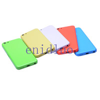 Wholesale 20PCS New Housing Battery Cover Back Bezel For iPhone C With Buttons Free DHL EMS