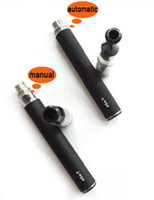 1100mah stainless Electronic Cigarette eGo T Battery eGo Twist Batteries E Cigarette Battery 650mAh 900mAh 1100mAh 1300mah customs eGo T Logo CE4 CE5 CE6 MT3 T3 protank Atomizer