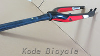 Wholesale 2014 Newest Chinese MTB Carbon Fork er Mountain Bike Fork with