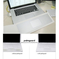 Wholesale Plamguard Trackpad Heat Insulation Protector For Macbook Pro Retina Palmrest Touchpad Protector Low Profile Macbook Air Free DHL